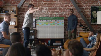 ESPN Fantasy Football TV Spot, 'That's Why You Can Draft From Your Phone' - Thumbnail 5