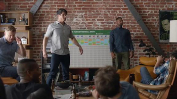 ESPN Fantasy Football TV Spot, 'That's Why You Can Draft From Your Phone'
