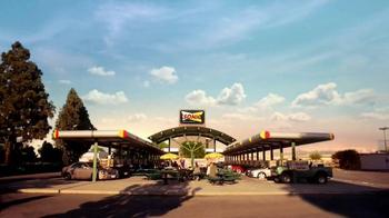 Sonic Drive-In Wacky Pack Kid's Meal TV Spot, 'SpongeBob SquarePants' - Thumbnail 1