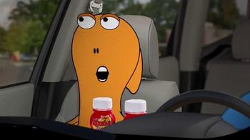 Sonic Drive-In Wacky Pack Kid's Meal TV Spot, 'SpongeBob SquarePants' - Thumbnail 5