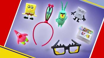 Sonic Drive-In Wacky Pack Kid's Meal TV Spot, 'SpongeBob SquarePants' - Thumbnail 8