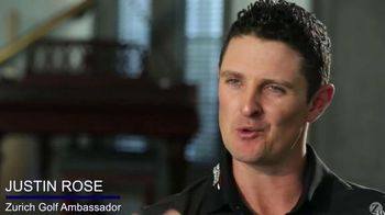 Zurich Insurance Group TV Spot, 'Justin Rose' - 2 commercial airings
