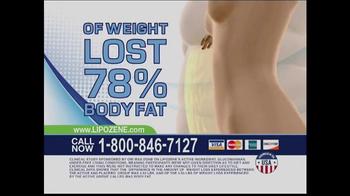 Lipozene TV Spot, 'Water vs. Fat' - Thumbnail 5