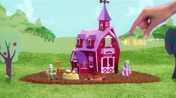 My Little Pony Sweet Apples Acres TV Spot, 'Party on the Farm'