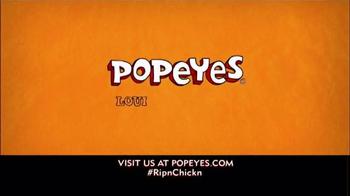 Popeyes TV Spot, 'Rip'N Chick'N' - Thumbnail 8