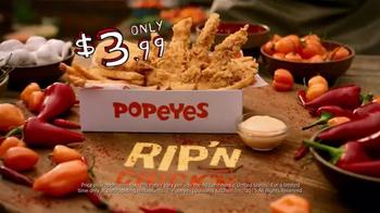 Popeyes TV Spot, 'Rip'N Chick'N' - Thumbnail 6