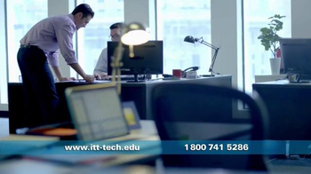 ITT Technical Institute TV Spot, 'Cyber Security Program'