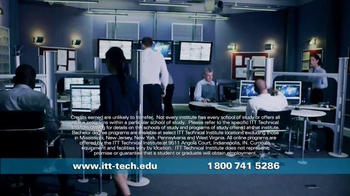 ITT Technical Institute TV Spot, 'Cyber Security Program' - Thumbnail 6