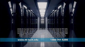 ITT Technical Institute TV Spot, 'Cyber Security Program' - Thumbnail 7