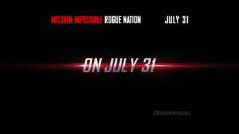 Mission: Impossible - Rogue Nation - Alternate Trailer 28