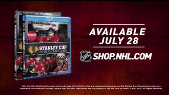 2015 Stanley Cup Champions Blu-Ray TV Spot - Thumbnail 6