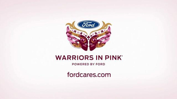 Ford Warriors in Pink TV Spot, 'Hallmark Channel: Town' Ft. Barbara Niven - Thumbnail 4