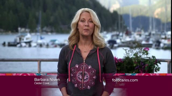 Ford Warriors in Pink TV Spot, 'Hallmark Channel: Town' Ft. Barbara Niven - Thumbnail 1