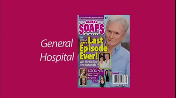 ABC Soaps In Depth TV Spot, 'General Hospital: Luke's Last Episode'