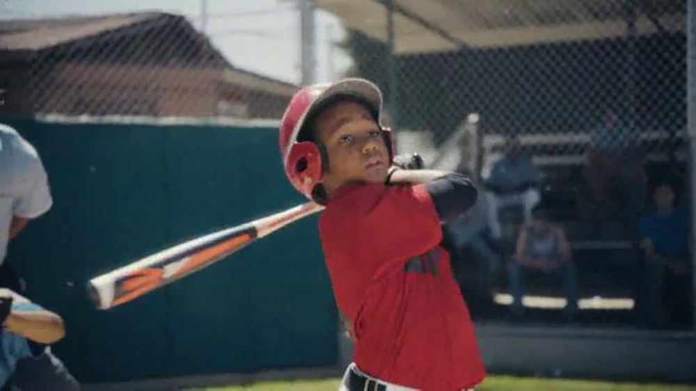 Honda TV Commercial, 'Power of Dreams: Home Run'