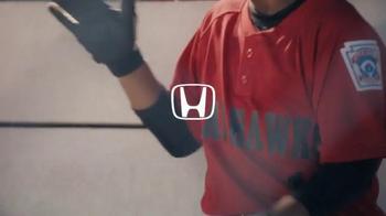 Honda TV Spot, 'Power of Dreams: Home Run' - Thumbnail 1