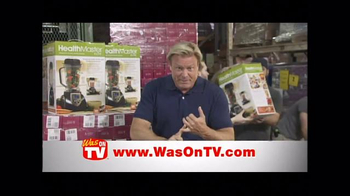 Was On TV TV Spot, 'Warehouse' - 3 commercial airings