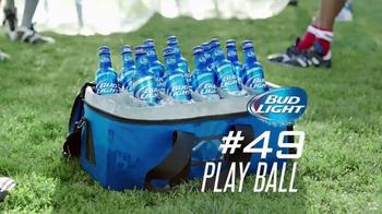 Bud Light TV Spot, 'Summer Bucket List: Play Ball' - 2172 commercial airings