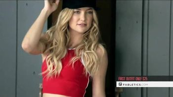 Fabletics.com TV Spot, 'For the Girls' Featuring Kate Hudson - 1330 commercial airings