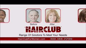 Hair Club TV Spot, 'Right Here'