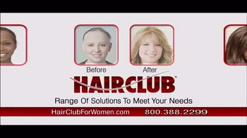 Hair Club TV Spot, \'Right Here\'