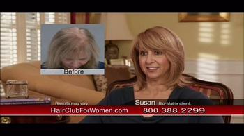 Hair Club TV Spot, 'Right Here' - Thumbnail 6