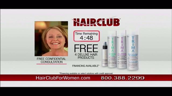 Hair Club TV Spot, 'Right Here' - Thumbnail 8