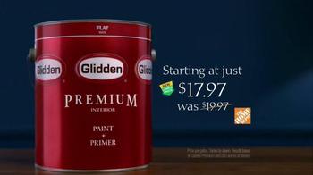 Glidden Premium Interior Paint + Primer TV Spot, 'Walls This Beautiful' - Thumbnail 7