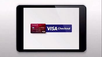 VISA Checkout TV Spot, 'Party' Featuring Morgan Freeman - Thumbnail 7