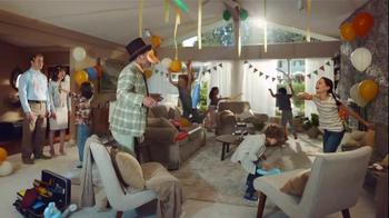 VISA Checkout TV Spot, 'Party' Featuring Morgan Freeman - Thumbnail 5
