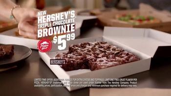 Pizza Hut Ranch Crust Cheesy Bites TV Spot, 'New Flavor' - Thumbnail 6
