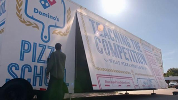 Domino's TV Spot, 'Pizza School: Visiting the Competition' - Thumbnail 2