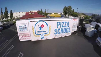 Domino's TV Spot, 'Pizza School: Visiting the Competition' - Thumbnail 5