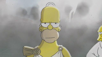 The Simpsons: Tapped Out TV Spot, 'Homer and Tap Ball' - Thumbnail 2