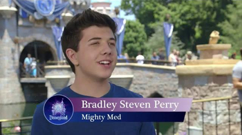 Disneyland Diamond Celebration TV Spot, 'Bradley Steven Perry' - Thumbnail 2