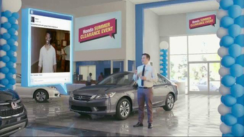 Honda Summer Clearance Event TV Spot, 'New Apartment' - 228 commercial airings