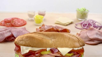 Arby's Loaded Italian TV Spot, 'Where Do Sandwiches Come From' - Thumbnail 3