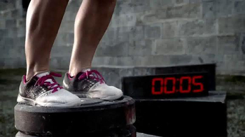 Reebok Crossfit Nano 5.0 TV Spot, 'CrossFit' Feat. Camille LeBlanc-Bazinet - Thumbnail 7