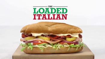 Arby's Loaded Italian TV Spot, 'Flag' - Thumbnail 3