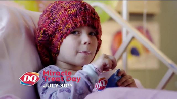 Dairy Queen TV Spot, 'Miracle Treat Day' - 1676 commercial airings