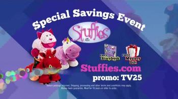 Stuffies TV Spot, 'Stuffies Dance Party' - Thumbnail 7