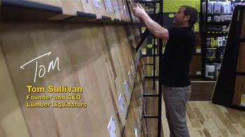 Lumber Liquidators TV Spot, 'Tom's Deals' - Thumbnail 2