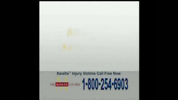The Monsour Law Firm TV Spot, 'Xarelto Users' - Thumbnail 1