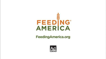 Feeding America TV Spot, 'Child Hunger PSA' Featuring Scarlett Johansson - Thumbnail 7
