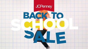 JCPenney TV Spot, 'Back to School Sale: Hurry In' - Thumbnail 1
