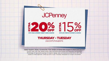 JCPenney TV Spot, 'Back to School Sale: Hurry In' - Thumbnail 2