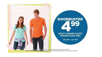 JCPenney TV Spot, 'Back to School Sale: Hurry In' - Thumbnail 4