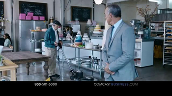 Comcast Business TV Spot, 'Bakery' - Thumbnail 1