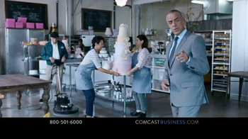 Comcast Business TV Spot, 'Bakery' - Thumbnail 2