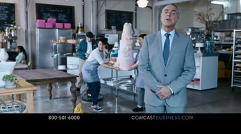 Comcast Business TV Spot, 'Bakery' - Thumbnail 3